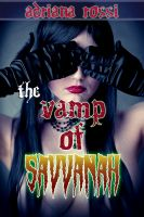 Cover for 'The Vamp of Savannah'
