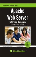 Cover for 'Apache Web Server Interview Questions You'll Most Likely Be Asked'