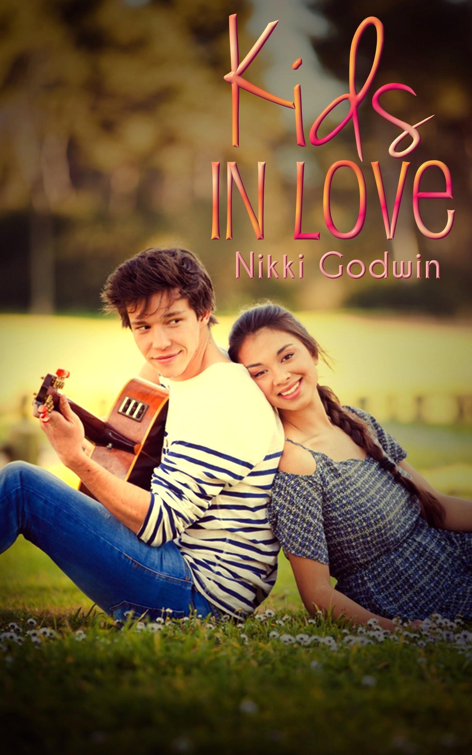 Nikki Godwin - Kids In Love: A Saturn Novella (Saturn Series, #1.5)