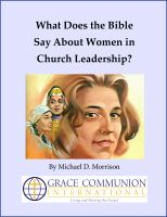 Cover for 'What Does the Bible Say About Women in Church Leadership?'