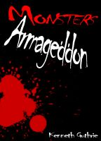 Cover for 'Monsters Armageddon'