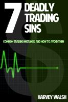 Cover for 'Seven Deadly Trading Sins'