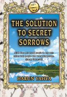 Cover for 'The solution to secret sorrows'