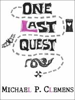 Cover for 'One Last Quest'
