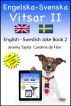 English Swedish Joke Book II by Jeremy Taylor