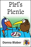 Cover for 'Piri's Picnic'