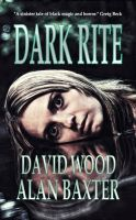 Cover for 'Dark Rite'