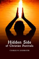 Cover for 'Hidden Side of Christian Festivals'