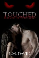 Cover for 'Touched'