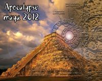 Cover for '2012 [THE MAYAN CALENDAR ]'