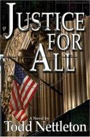 Cover for 'Justice For All'