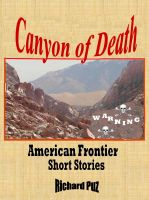 Cover for 'Canyon of Death'