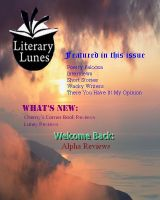 Cover for 'Literary Lunes Magazine: May/June Issue'