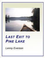 Cover for 'Last Exit to Pine Lake'