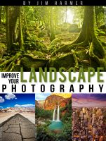 Cover for 'Improve Your Landscape Photography'