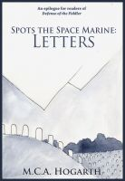 Cover for 'Spots the Space Marine: Letters'