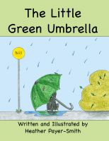 Cover for 'The Little Green Umbrella'