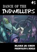 Cover for 'Dance of the Indwellers #1 (Paranormal Fantasy Manga Comic)'