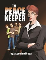 Cover for 'The Peacekeeper'