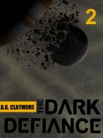 Cover for 'The Dark Defiance'