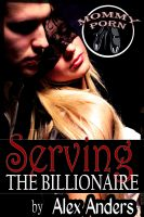 Cover for 'Serving the Billionaire'