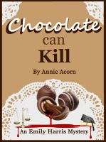 Cover for 'Chocolate Can Kill'