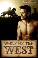 Cover for 'Wolf of the West'