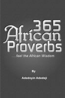 Cover for '365 African Proverbs'
