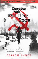 Cover for 'Despite the Falling Snow'