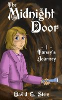 Cover for 'The Midnight Door - Tansy's Journey'