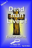 Cover for 'Dead Man Lives!'