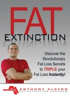 Cover for 'The Fat Extinction Program'