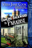Cover for 'Dancing Backward in Paradise'