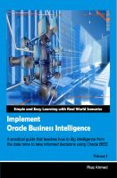 Cover for 'Implement Oracle Business Intelligence'