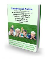 Cover for 'Nutrition and Autism'