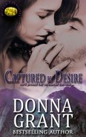 Cover for 'Captured by Desire'