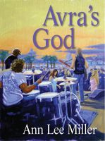 Cover for 'Avra's God'