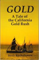 Cover for 'Gold, a tale of the California Gold Rush'