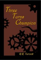 Cover for 'Three Turns Champion'