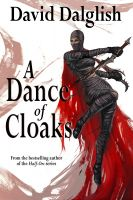 Cover for 'A Dance of Cloaks, (Shadowdance Trilogy, Book 1)'