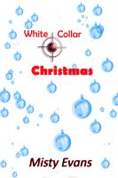 Cover for 'White Collar Christmas'