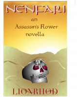 Cover for 'Nenfari: an Assassin's Flower novella'