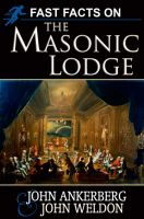 Cover for 'Fast Facts on the Masonic Lodge'