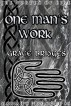 One Man's Work: Mariah's Prologue #6 by Grace Bridges