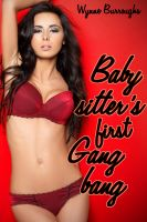 Cover for 'Babysitter's First Gangbang'