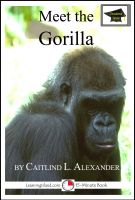 Cover for 'Meet the Gorilla: Educational Version'