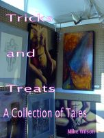 Cover for 'Tricks and Treats - a collection of tales'