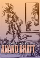 Cover for 'Anand Bhatt (The Comic Book / Graphic Novel )'