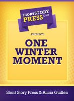 Cover for 'One Winter Moment'