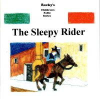 Cover for 'The Sleepy Rider'